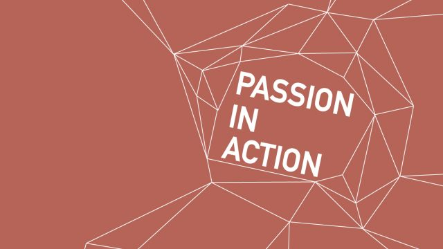 PASSION IN ACTION